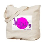 M. Diddy Prison Nickname Tote Bag