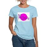 M. Diddy Prison Nickname Women's Pink T-Shirt