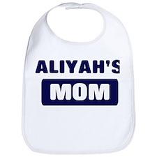 ALIYAH Mom Bib