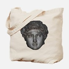 Venus / David's head by Michelangelo Tote Bag