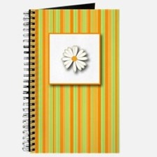 Daisy (orange) Journal