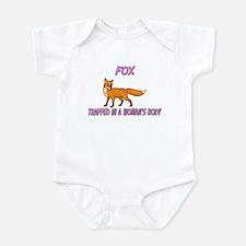 Fox Trapped In A Woman's Body Infant Bodysuit