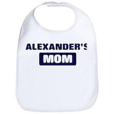 ALEXANDER Mom Bib