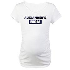 ALEXANDER Mom Shirt