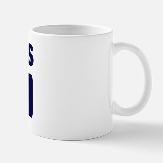 CESAR Mom Mug