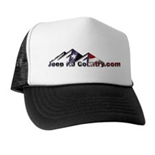 Jeep KJ Country Trucker Hat