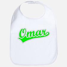 Retro Omar (Green) Bib