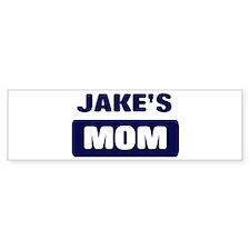 JAKE Mom Bumper Bumper Sticker