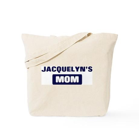 JACQUELYN Mom Tote Bag