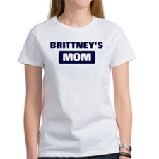 BRITTNEY Mom Tee