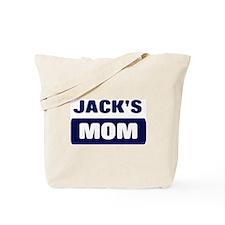 JACK Mom Tote Bag