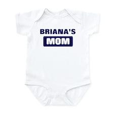 BRIANA Mom Infant Bodysuit
