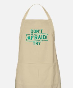 Don't Be Afraid To Try Light Apron