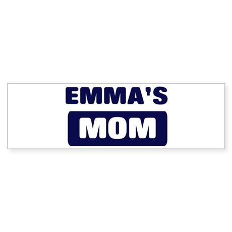 EMMA Mom Bumper Sticker