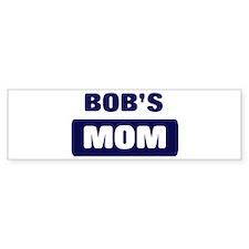 BOB Mom Bumper Bumper Sticker