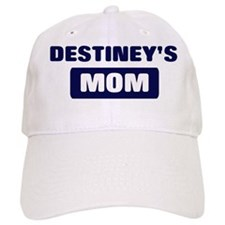 DESTINEY Mom Baseball Cap