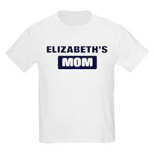 ELIZABETH Mom T-Shirt