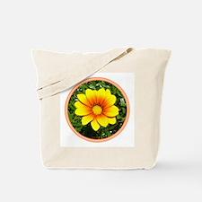 Treasure Flower Tote Bag