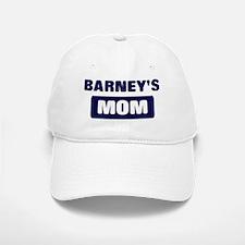 BARNEY Mom Baseball Baseball Cap