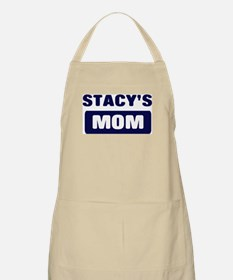 STACY Mom BBQ Apron