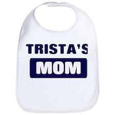 TRISTA Mom Bib