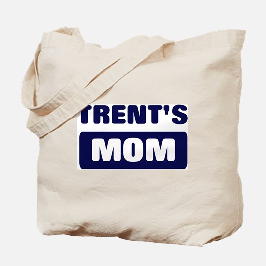 TRENT Mom Tote Bag