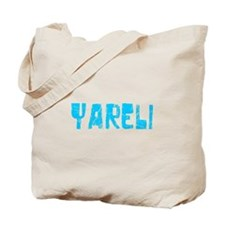 Yareli Faded (Blue) Tote Bag