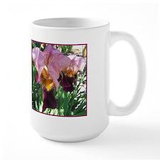 Dutch Iris Mug