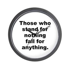 Funny Quote Wall Clock