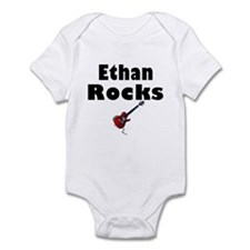 Ethan Rocks Infant Bodysuit