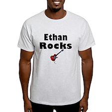 Ethan Rocks T-Shirt