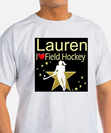 HOCKEY GIRL T-Shirt