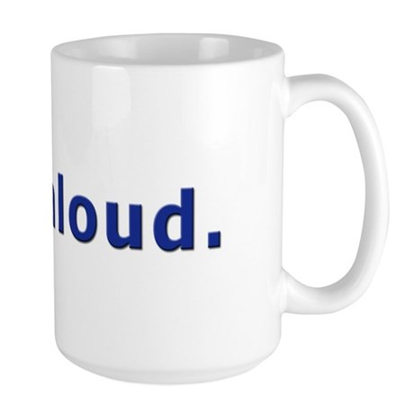 thinkaloud4 Mugs