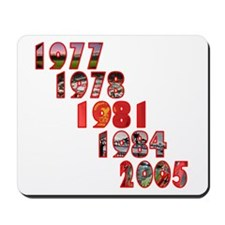 Liverpool FC Champions League Winners Mousemat