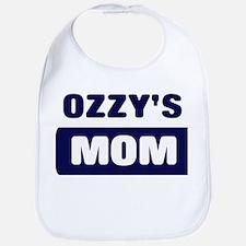 OZZY Mom Bib