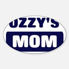 OZZY Mom Oval Decal