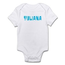 Yuliana Faded (Blue) Infant Bodysuit
