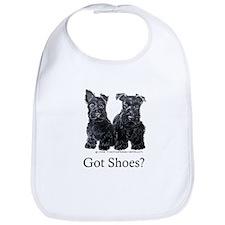 Scottie Puppies - Got Shoes Bib