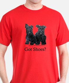 Scottie Puppies - Got Shoes T-Shirt