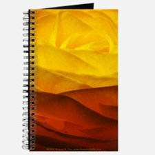 Yellow Ranunculus Journal