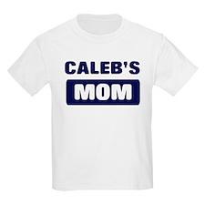 CALEB Mom T-Shirt
