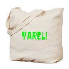Yareli Faded (Green) Tote Bag