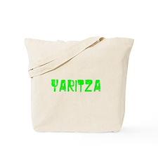 Yaritza Faded (Green) Tote Bag