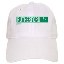 Rutherford Place in NY Baseball Cap