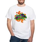Mr.W.two28x264white T-Shirt