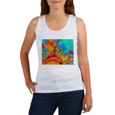 Unique Digital art Women's Tank Top