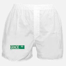 Gracie Square in NY Boxer Shorts