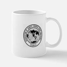 IN SERVICE logo Mugs