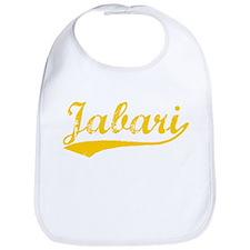 Vintage Jabari (Orange) Bib