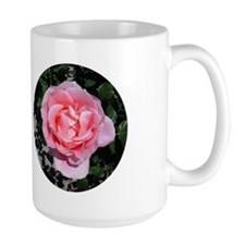 Pink Rose Mug